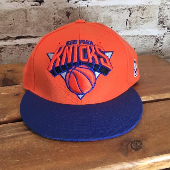 6bfd6154b34 adidas Other - New York Knicks Adidas Snapback Hat